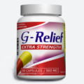 Natural Cure for ganglion cysts G-ReliefExtra-strength-80-capsules INFO ganglioncysttreatment.com