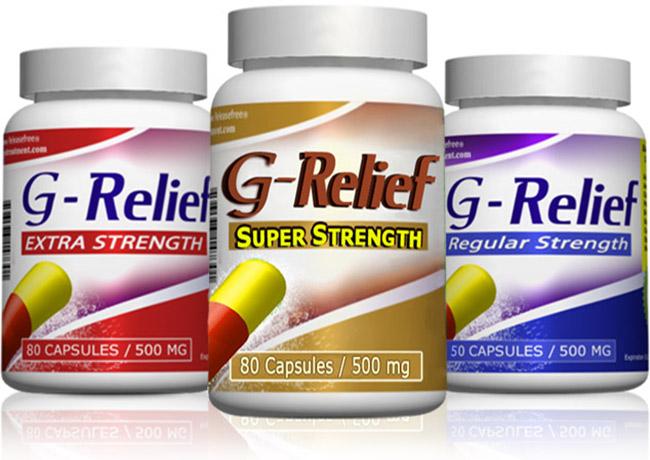 Ganglion Cyst SURGERY Alternative G-Relief Caps INFO: g-relief.com